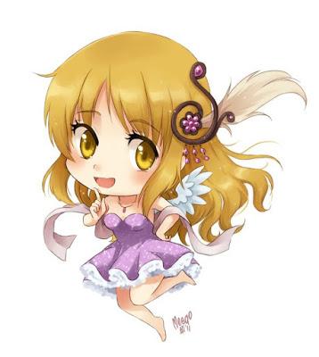 hình ảnh chibi con gái dễ thương