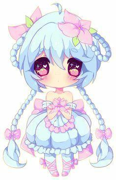 ảnh anime chibi dễ thương nhất