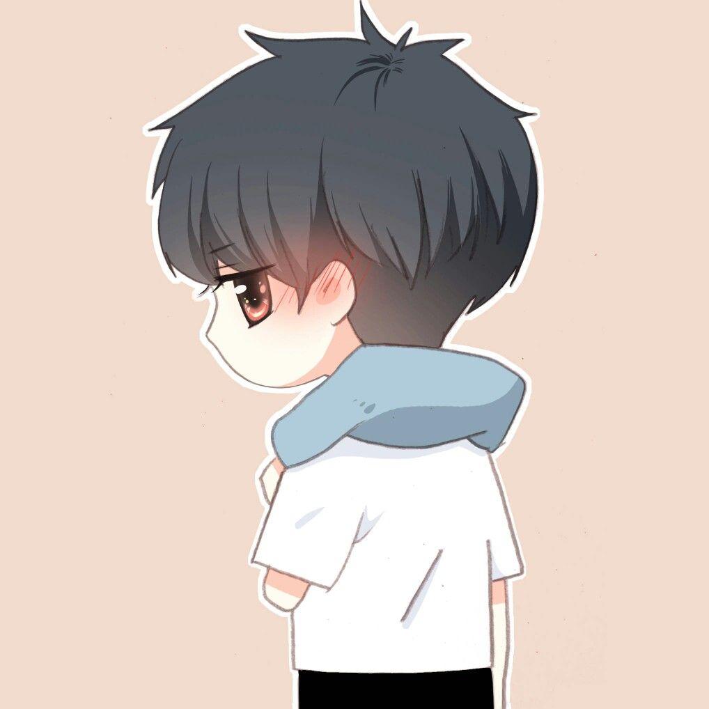 ảnh chibi khóc dễ thương