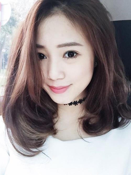 tóc ngắn đẹpdành cho mặt dài
