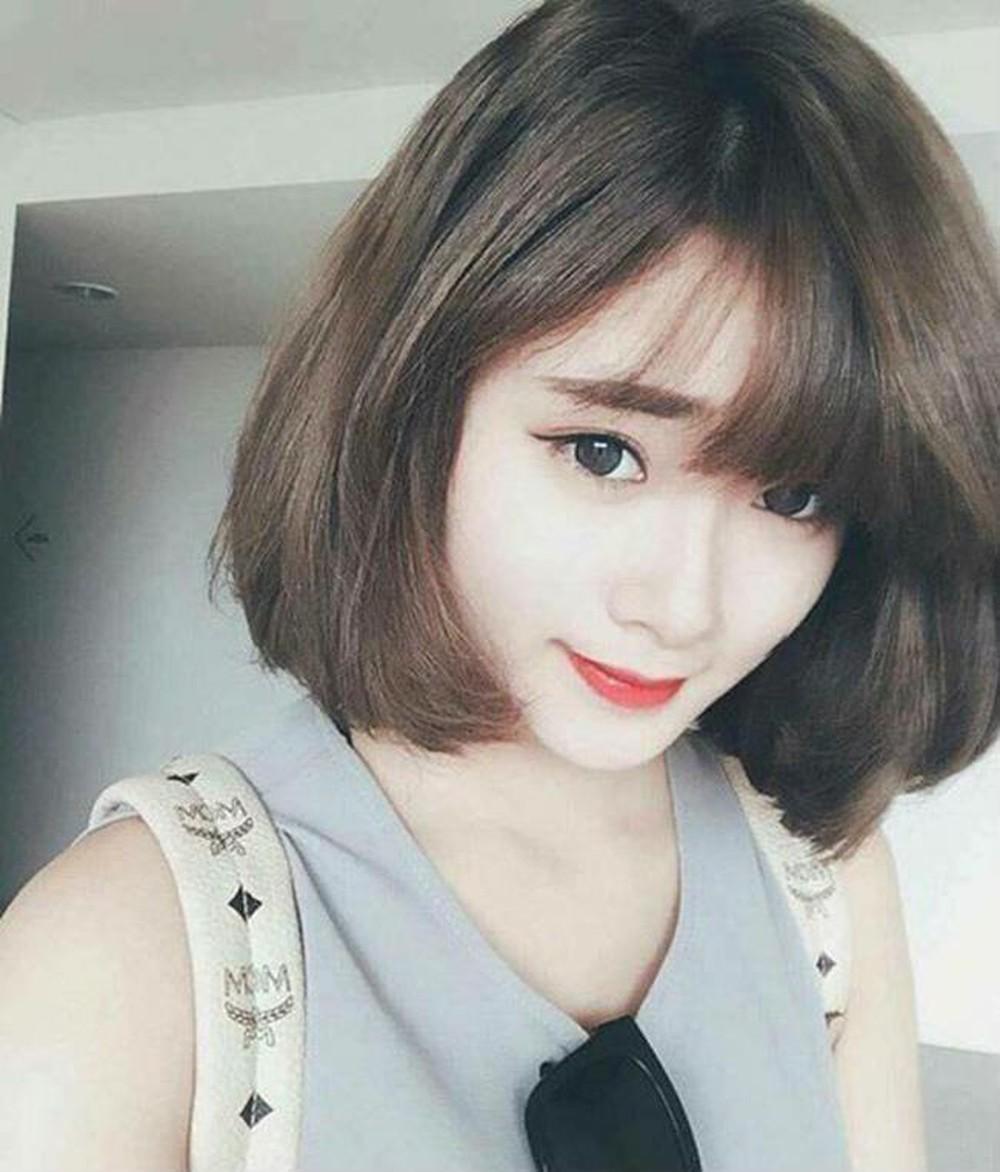 tóc ngắn đẹpguu