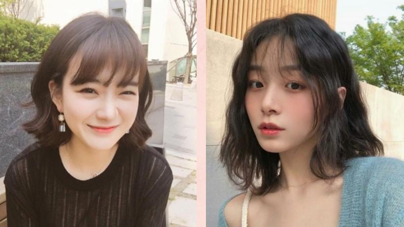 tóc ngắn đẹpnăm 2019