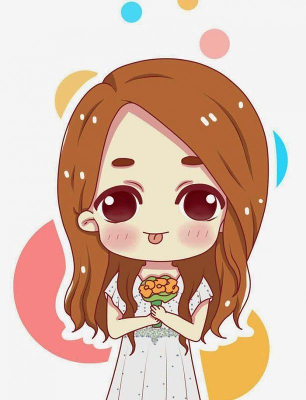 ảnh avatar dễ thương cho facebook