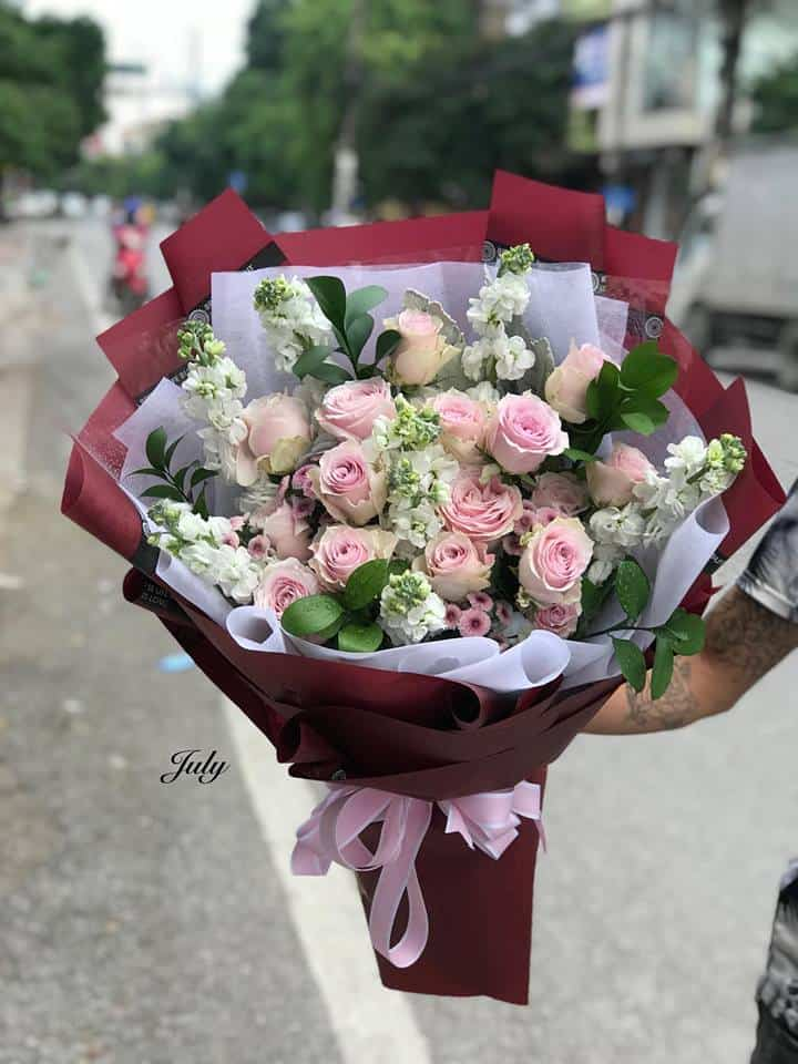 ảnh hoa hồng 3d đẹp
