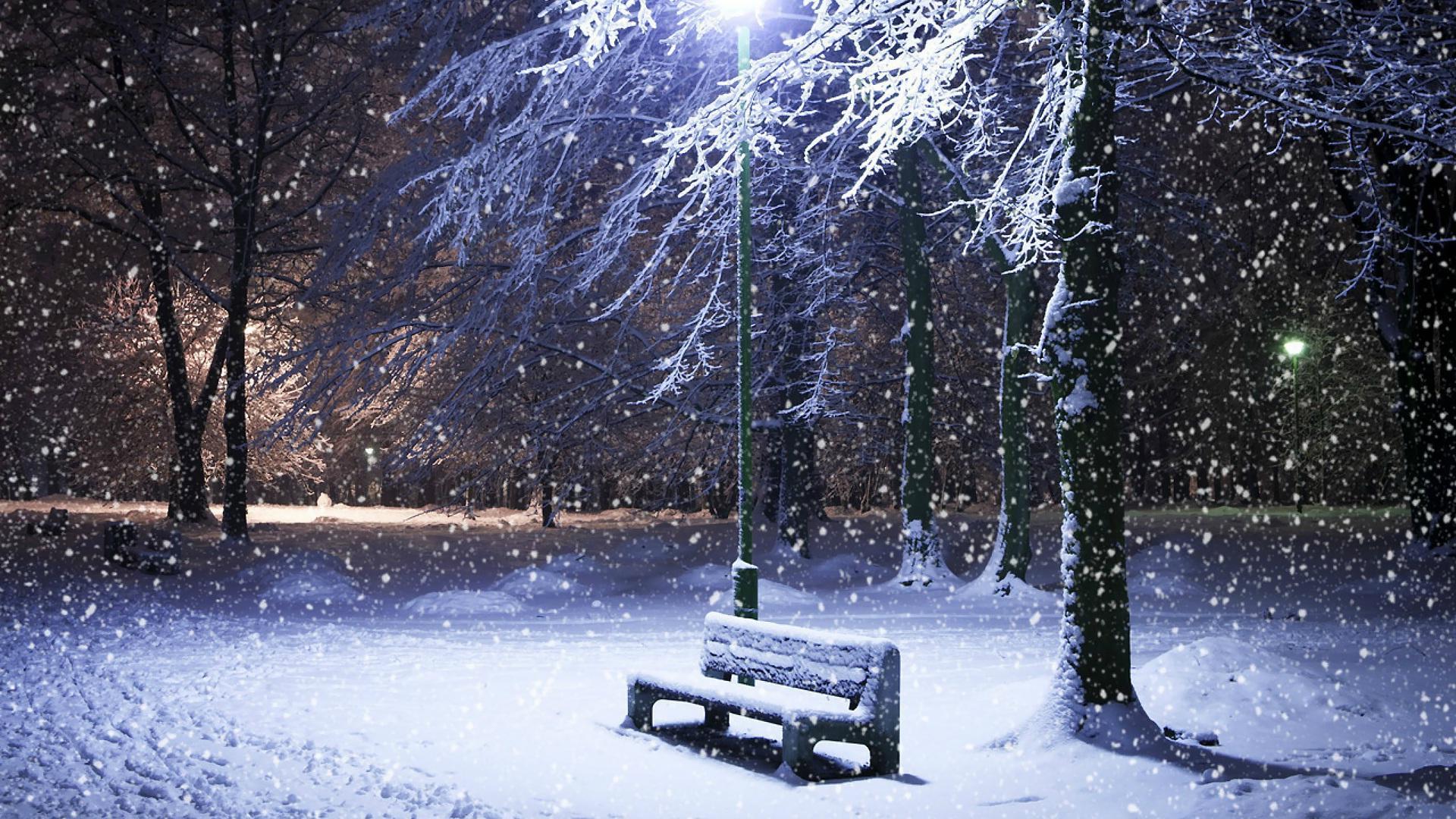 ảnh mùa đông 3d