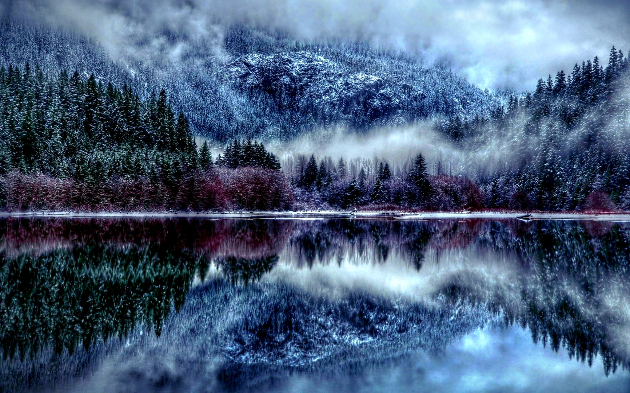 hình nền đt mùa đông
