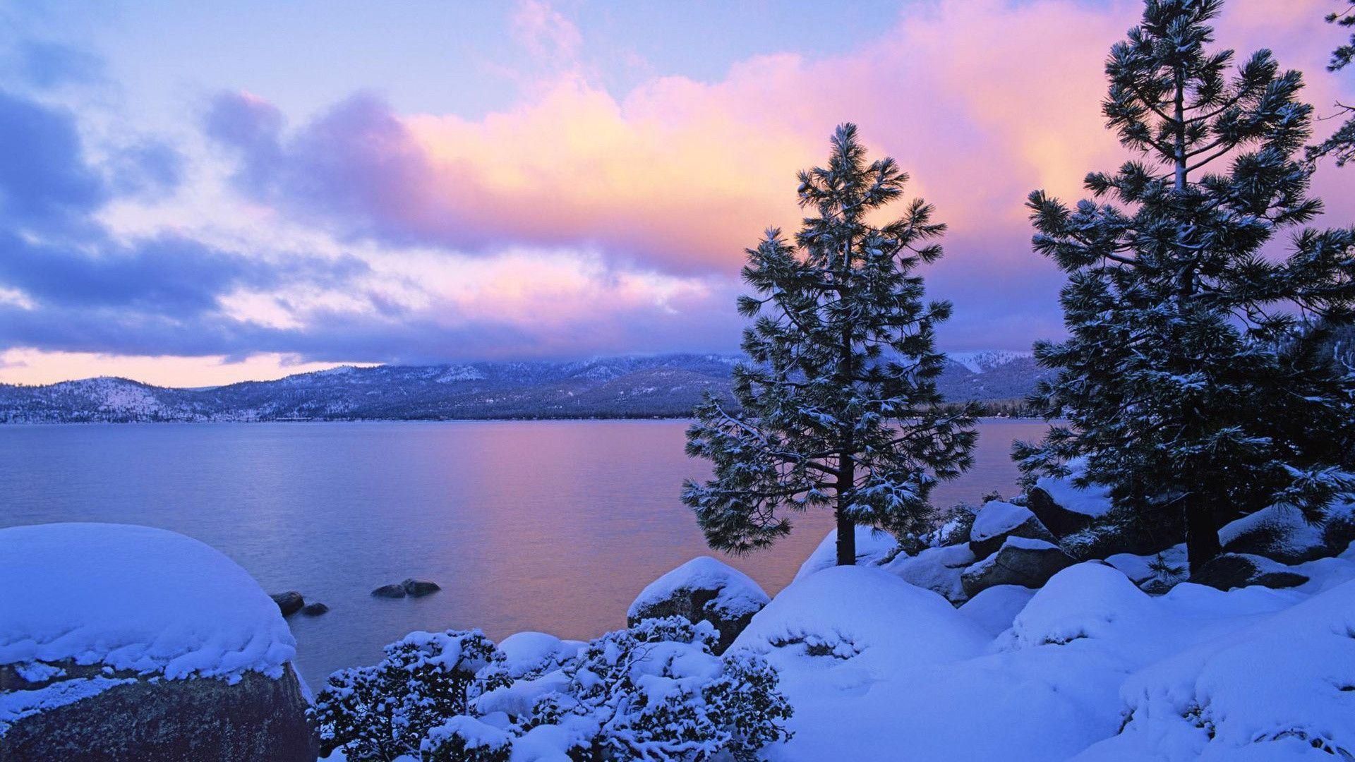 ảnh đẹp mùa đông nước nga