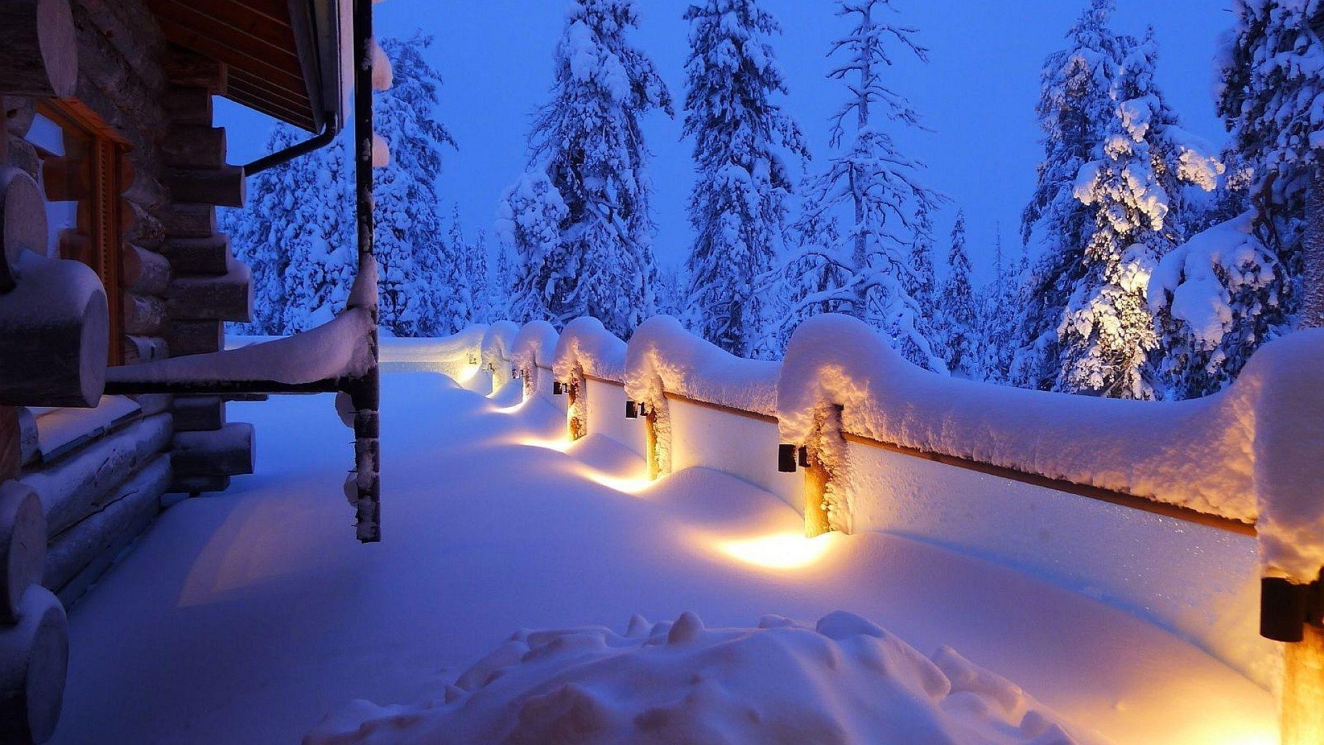 ảnh đại diện mùa đông