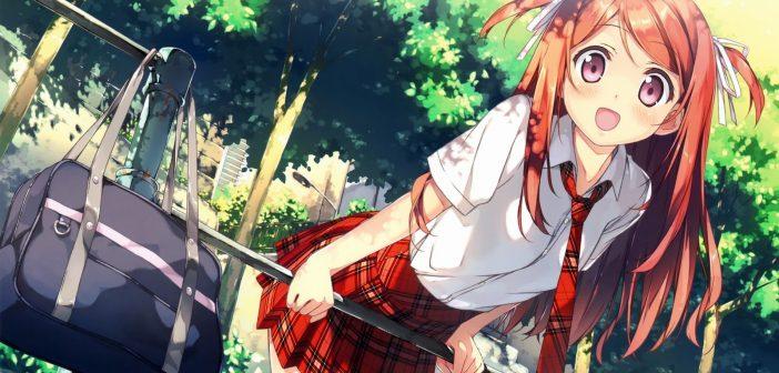 trang phục anime cá tính