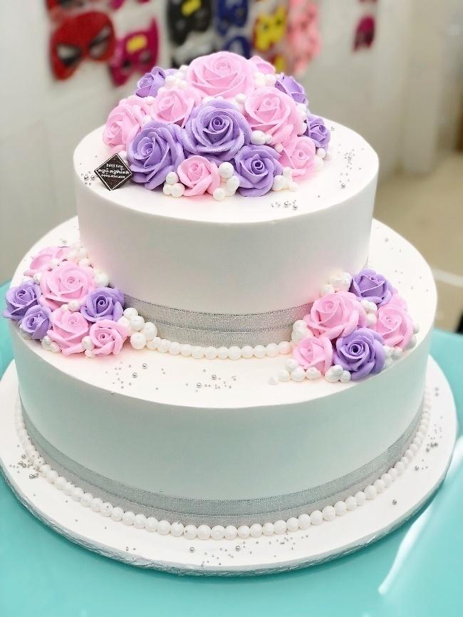 mẫu bánh sinh nhật đẹp dành cho bé trai