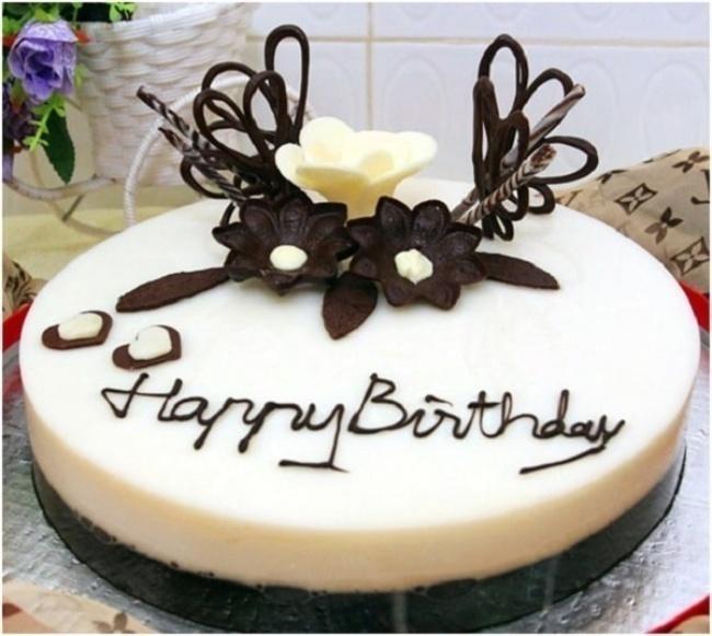 những chiếc bánh sinh nhật đẹp và ý nghĩa