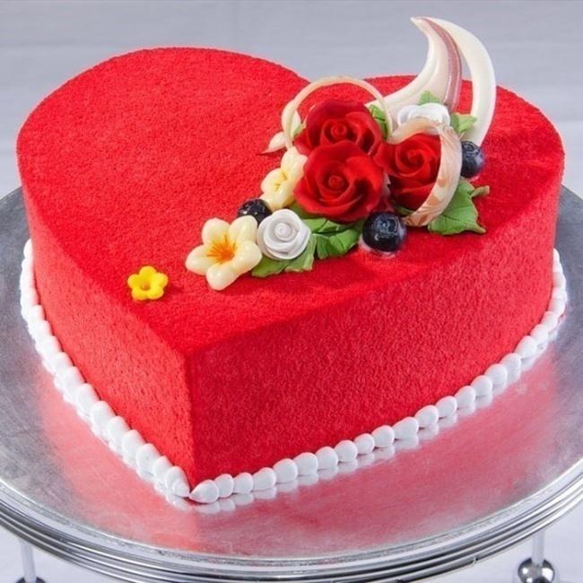 mẫu bánh sinh nhật đẹp in ảnh