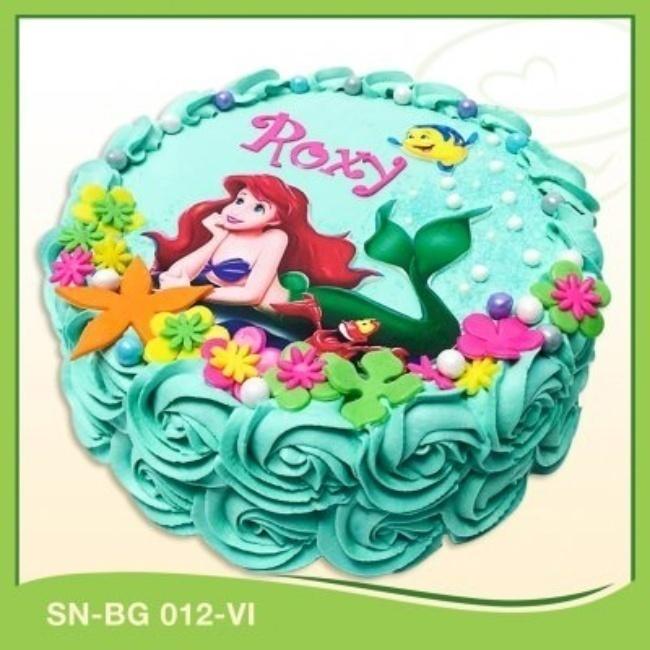 bánh sinh nhật đẹp con rồng