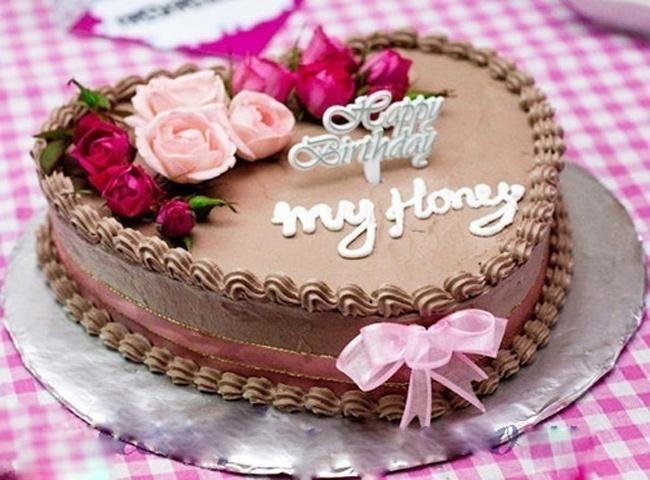 bánh sinh nhật đẹp lung linh