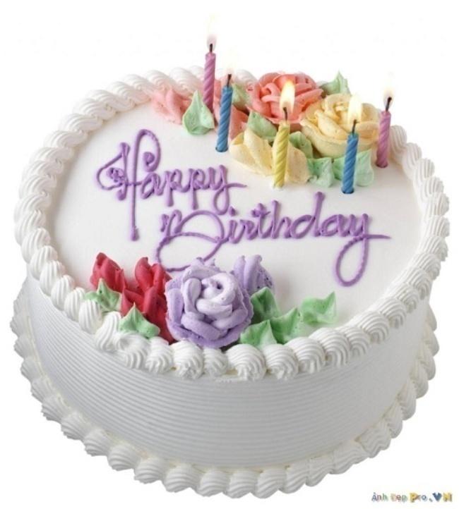 bánh sinh nhật đẹp độc đáo