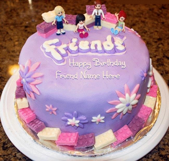 cách làm bánh sinh nhật đẹp nhất thế giới