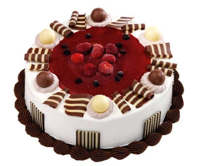 bánh sinh nhật đẹp socola
