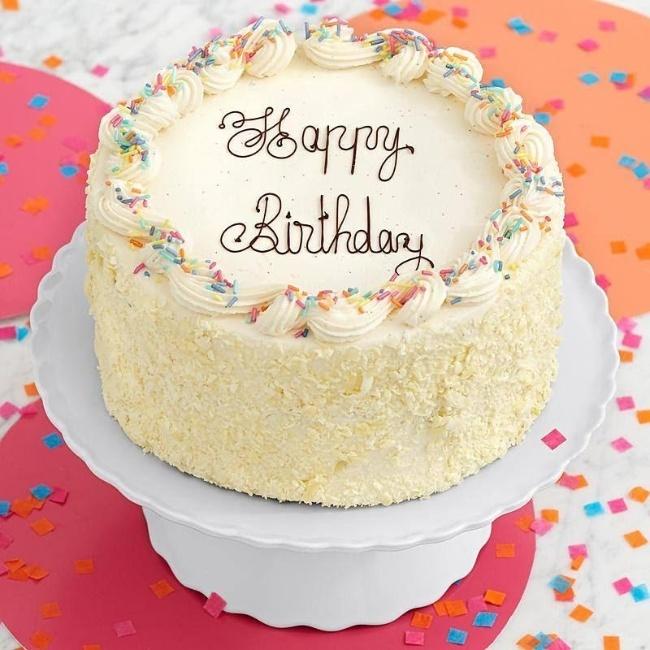bánh sinh nhật đẹp tuổi 18