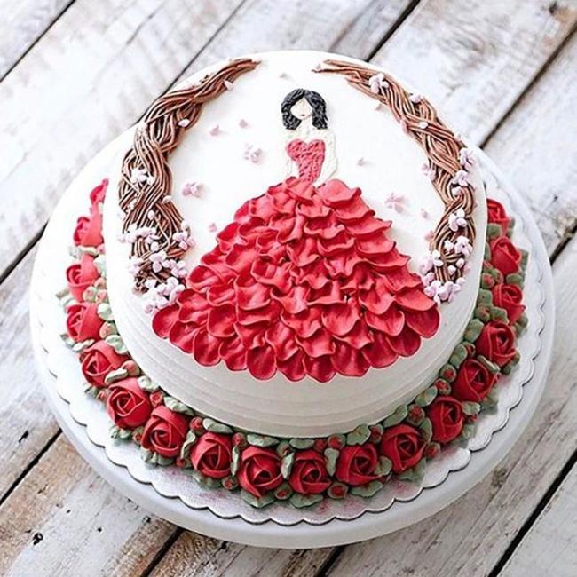 bánh sinh nhật đẹp rẻ hà nội