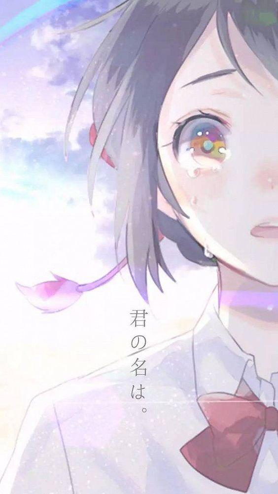 hình ảnh anime buồn nữ