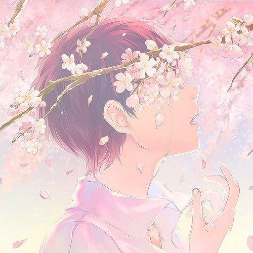 hình ảnh anime chibi buồn