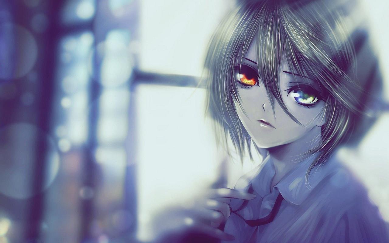 ảnh anime đẹp buồn