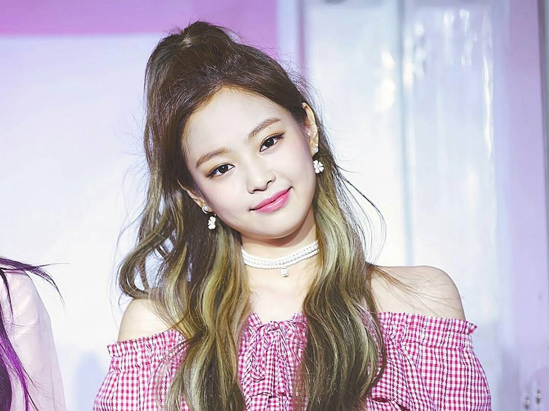 ảnh blackpink jennie cute
