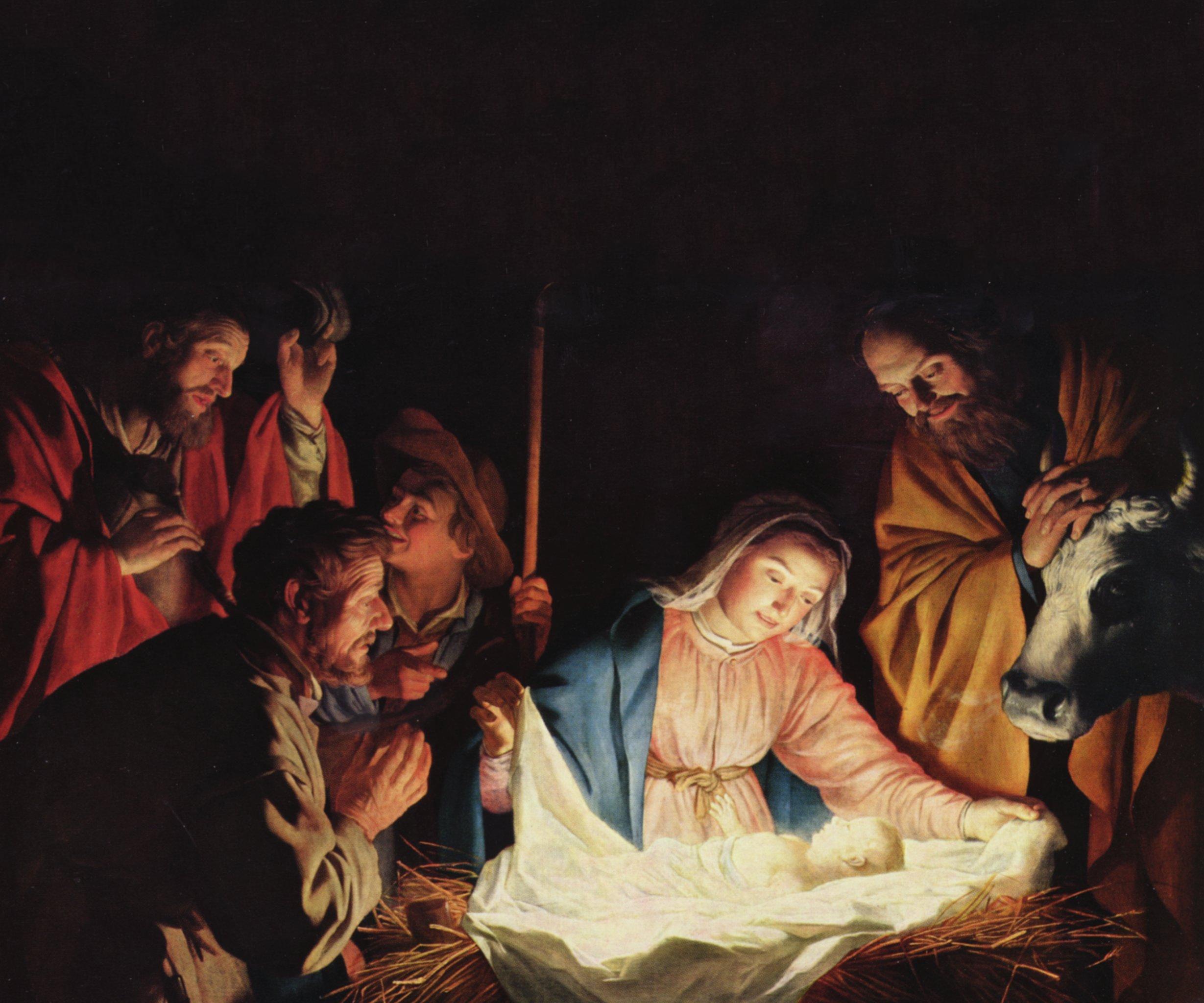 sự giáng sinh của chúa jesus