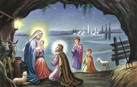 mừng ngày chúa giáng sinh ra đời