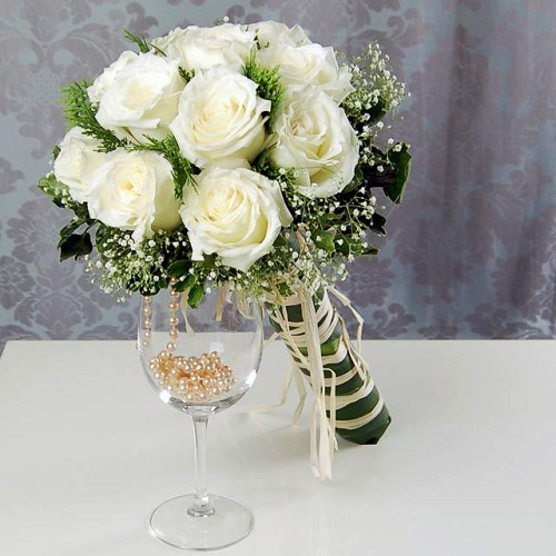 ảnh hoa hồng trắng
