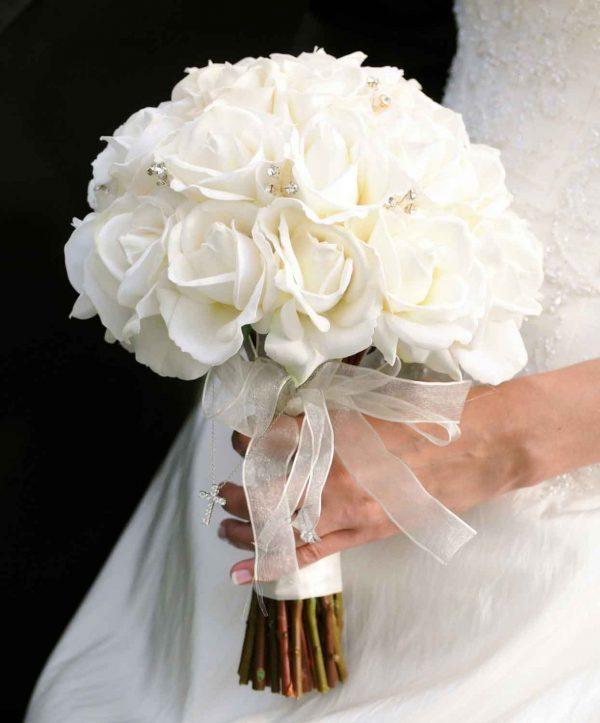 hoa trang trắng