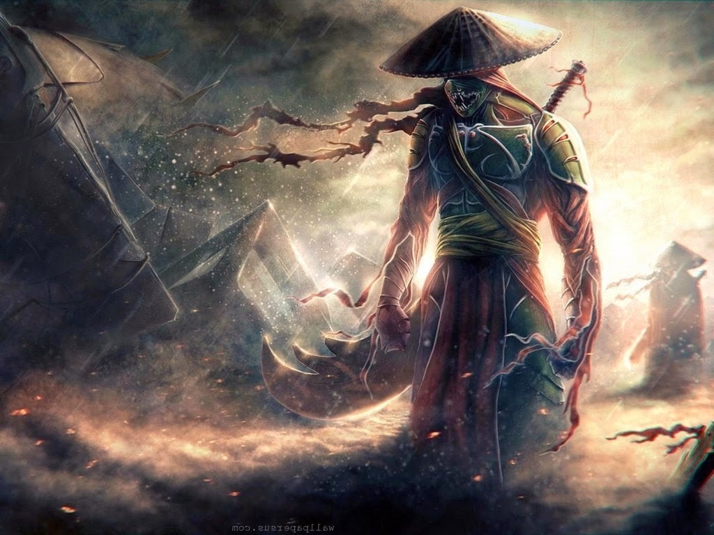 hình nền yasuo quỷ kiếm