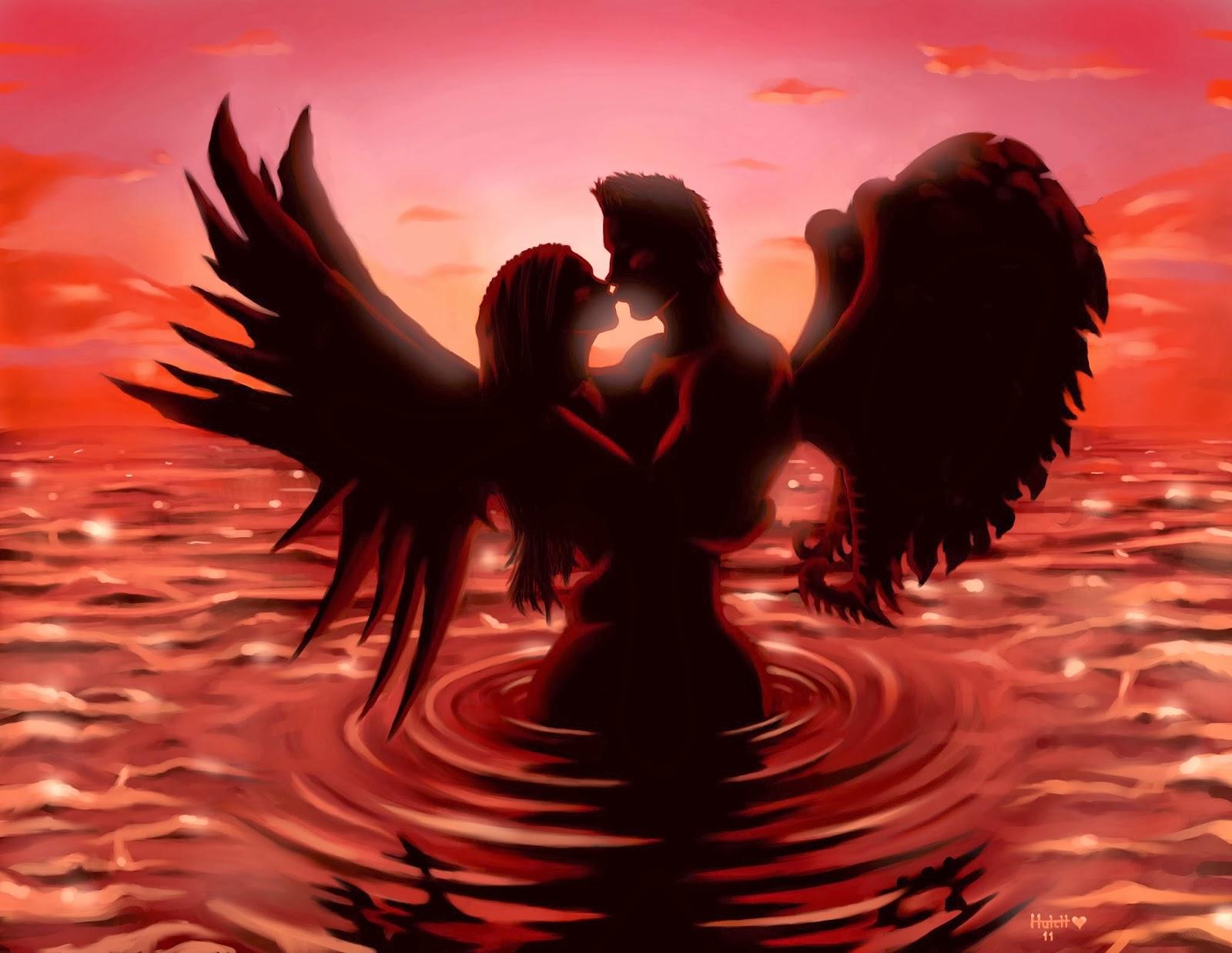 hình ảnh tình yêu bị bỏ rơi