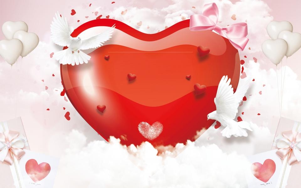 hình ảnh valentine ngộ nghĩnh