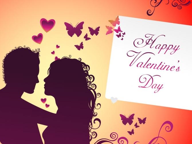 hình nền valentine điện thoại