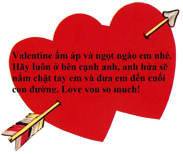 hình ảnh valentine trắng