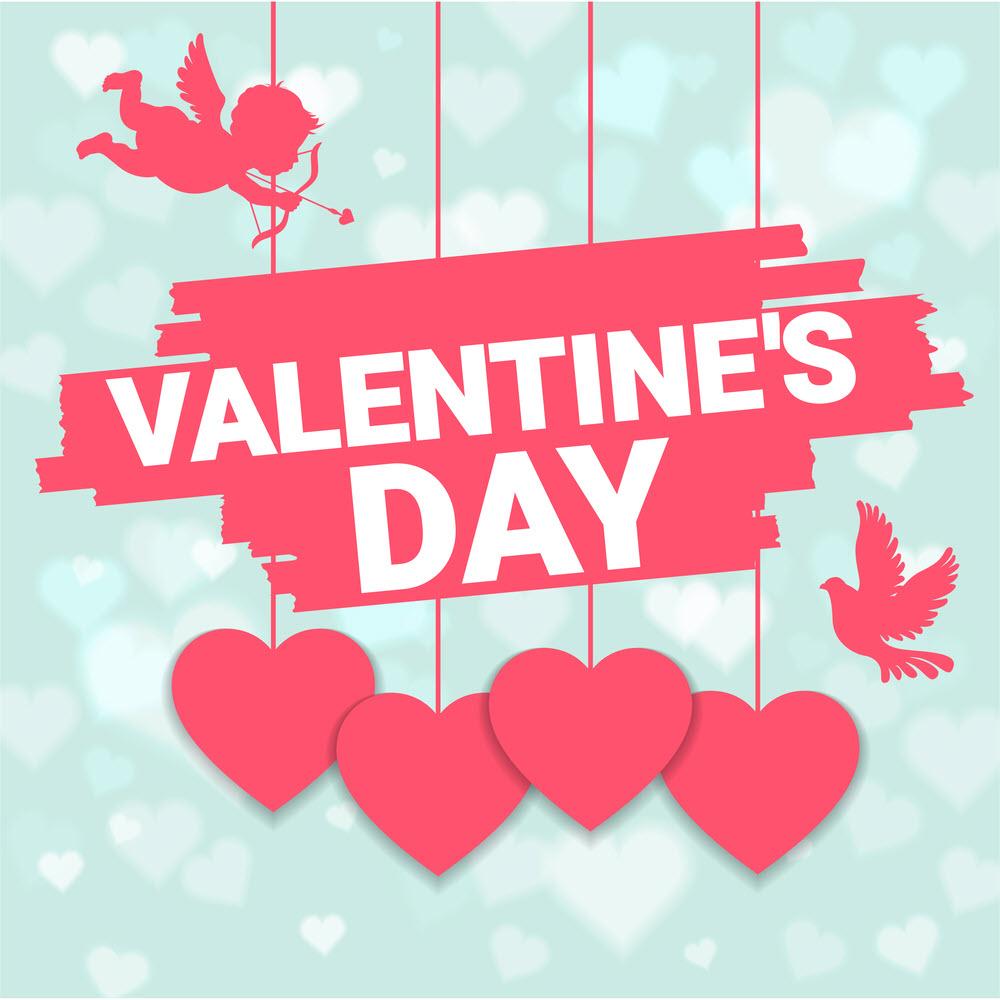 hình ảnh valentine là gì