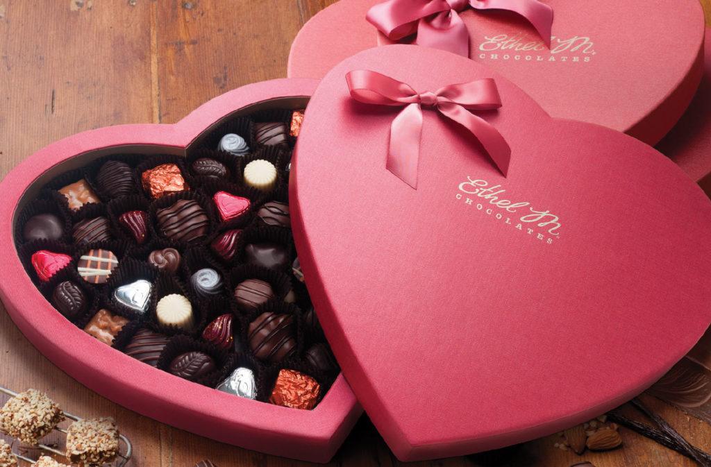 hình ảnh valentine quà