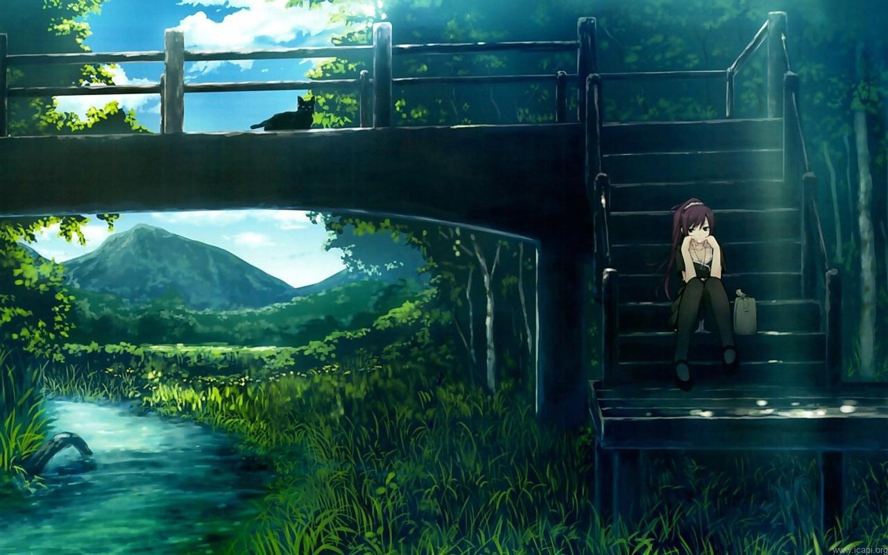 hình nền anime miku