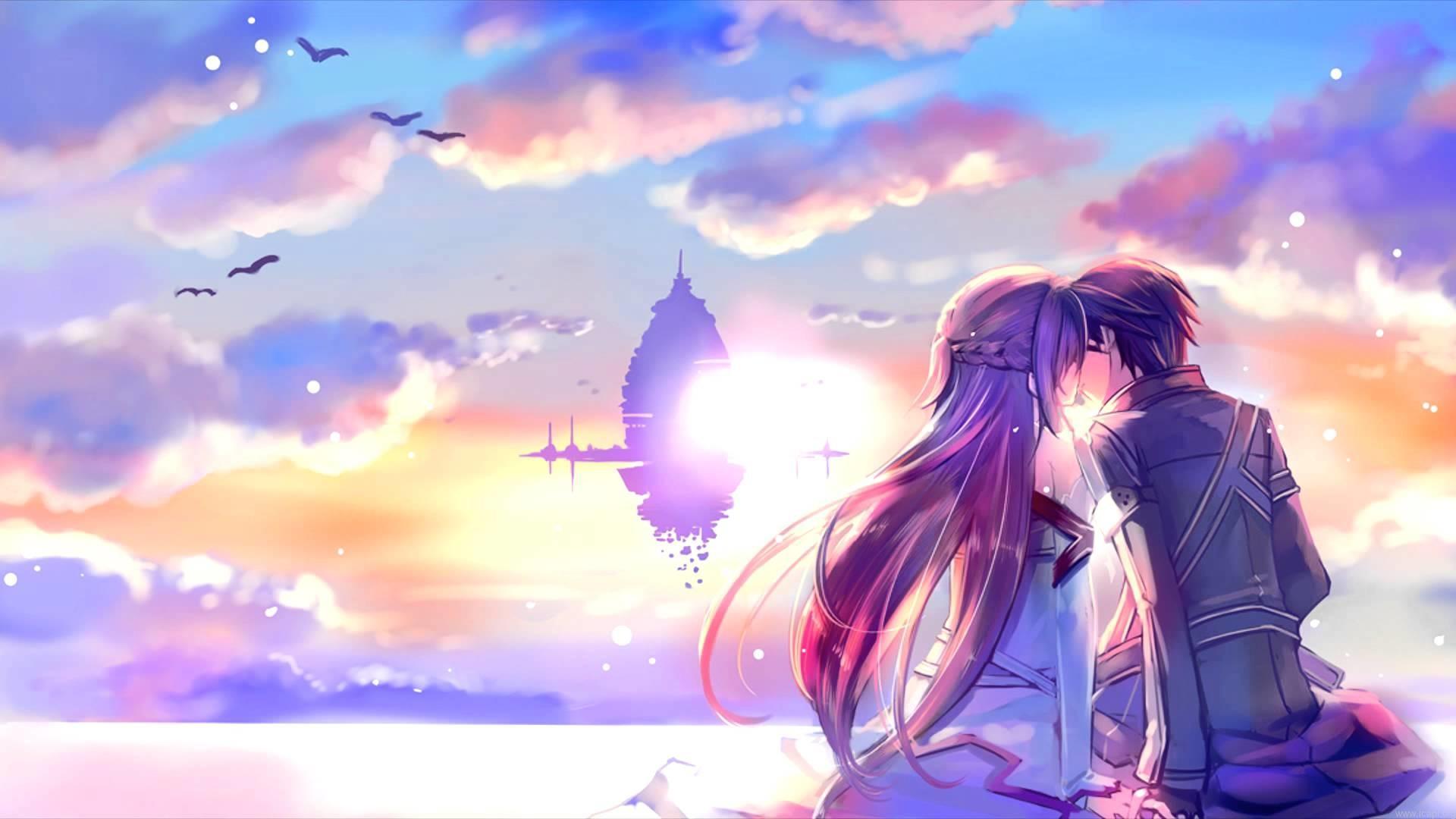 hình nền anime 3d đẹp