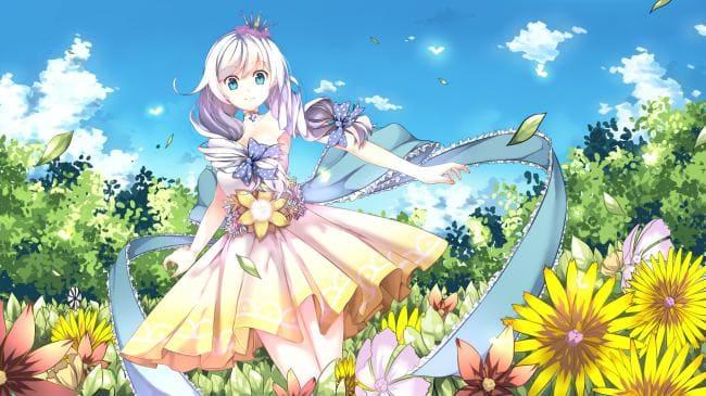 những hình ảnh anime nữ dễ thương nhất