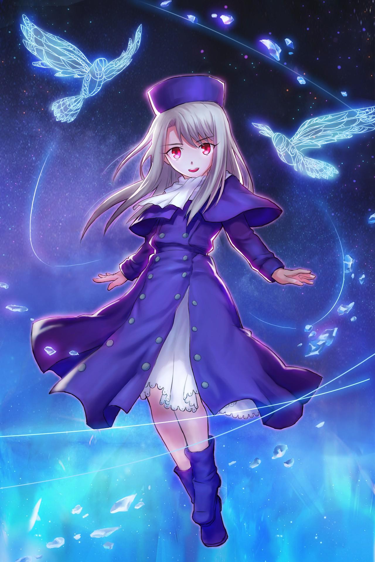 vẽ anime nữ lạnh lùng