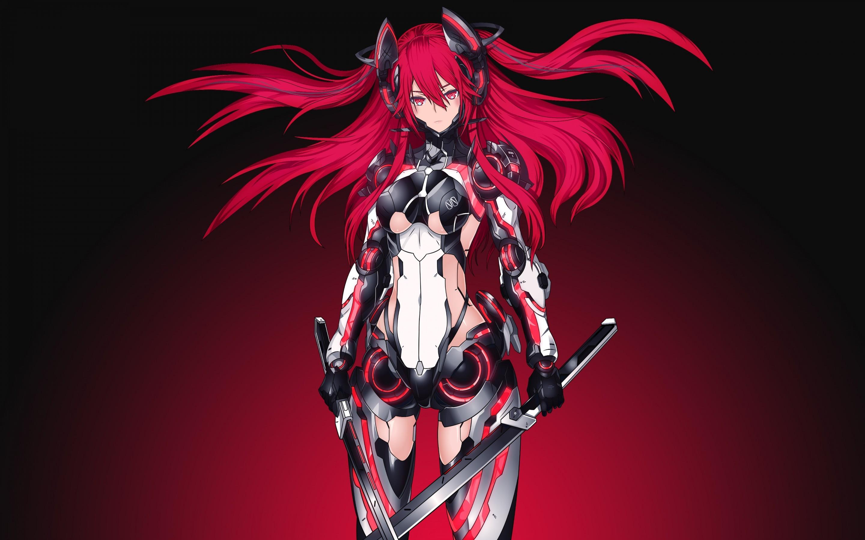 vẽ anime nữ đáng yêu