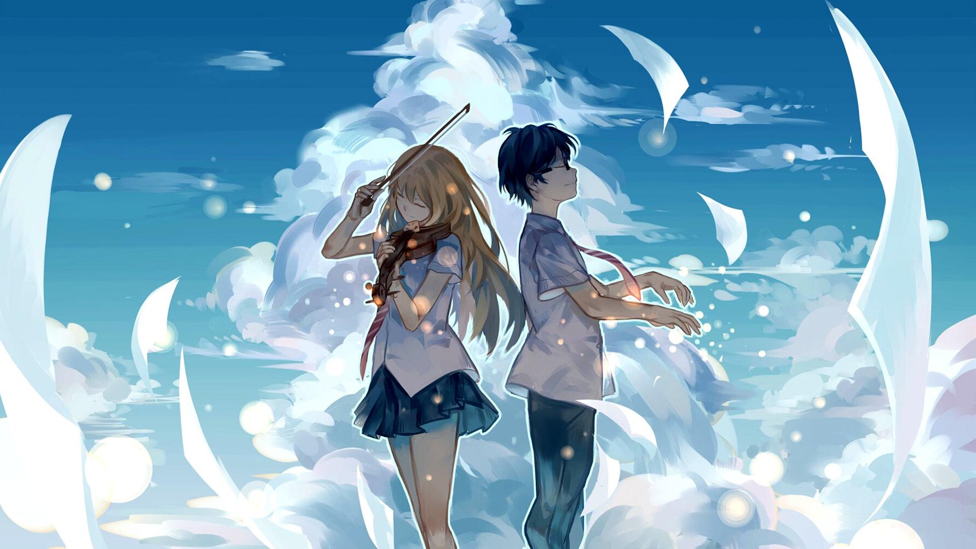 nhân vật anime nữ dễ thương nhất
