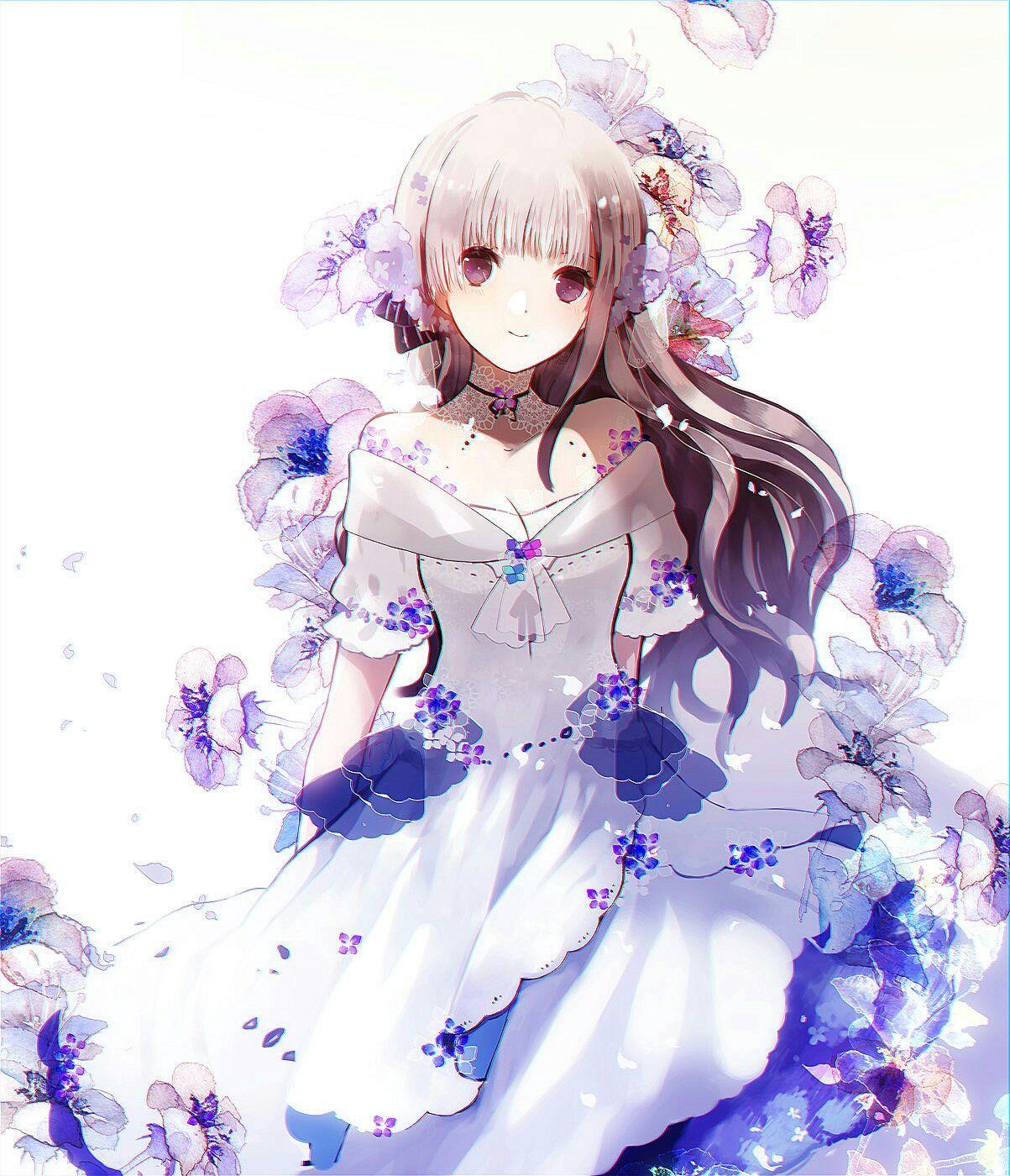 anime nữ dễ thương nhất