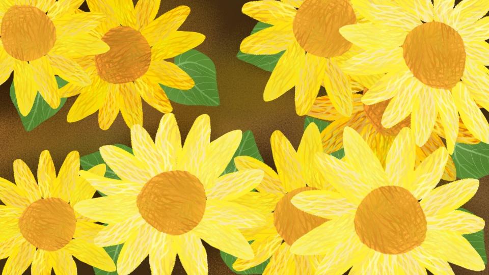 ý nghĩa hình ảnh hoa hướng dương