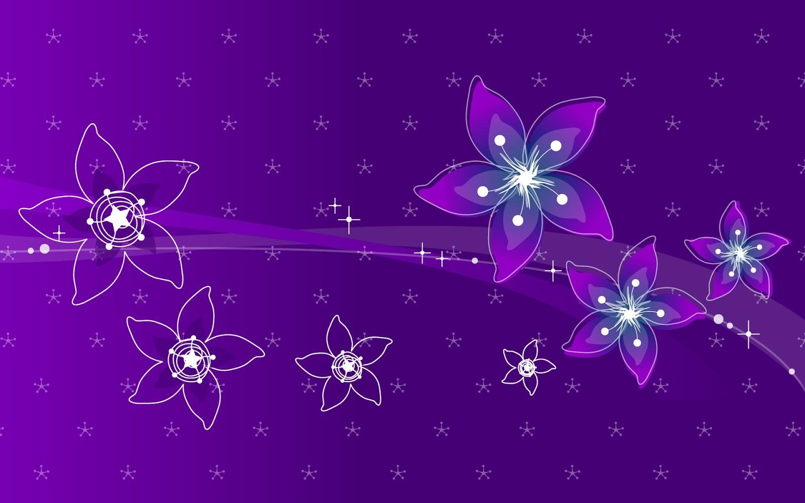 hoa phăng màu tím