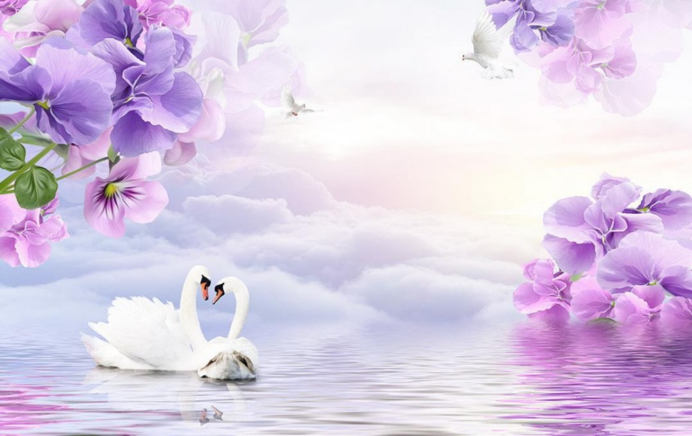 ý nghĩa của hoa màu tím
