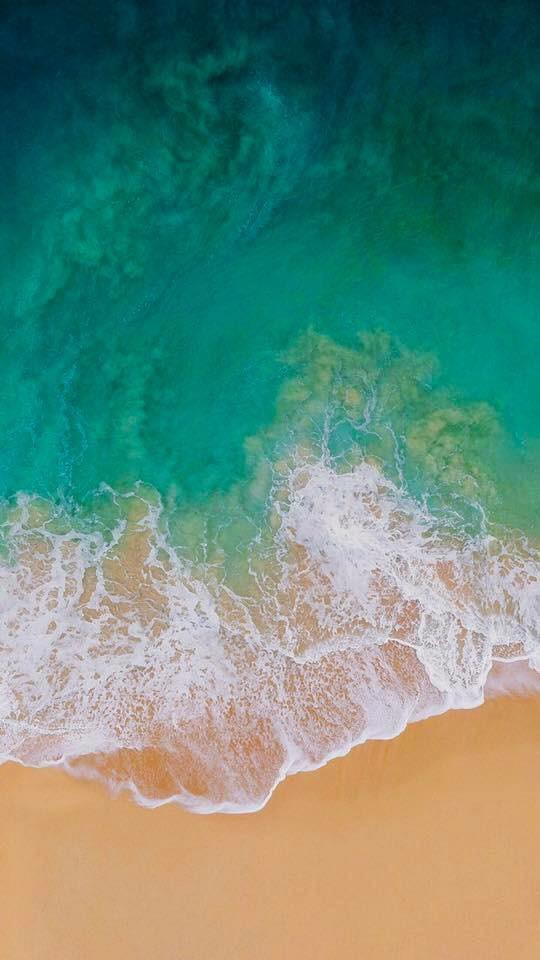 wallpaper iphone x blue