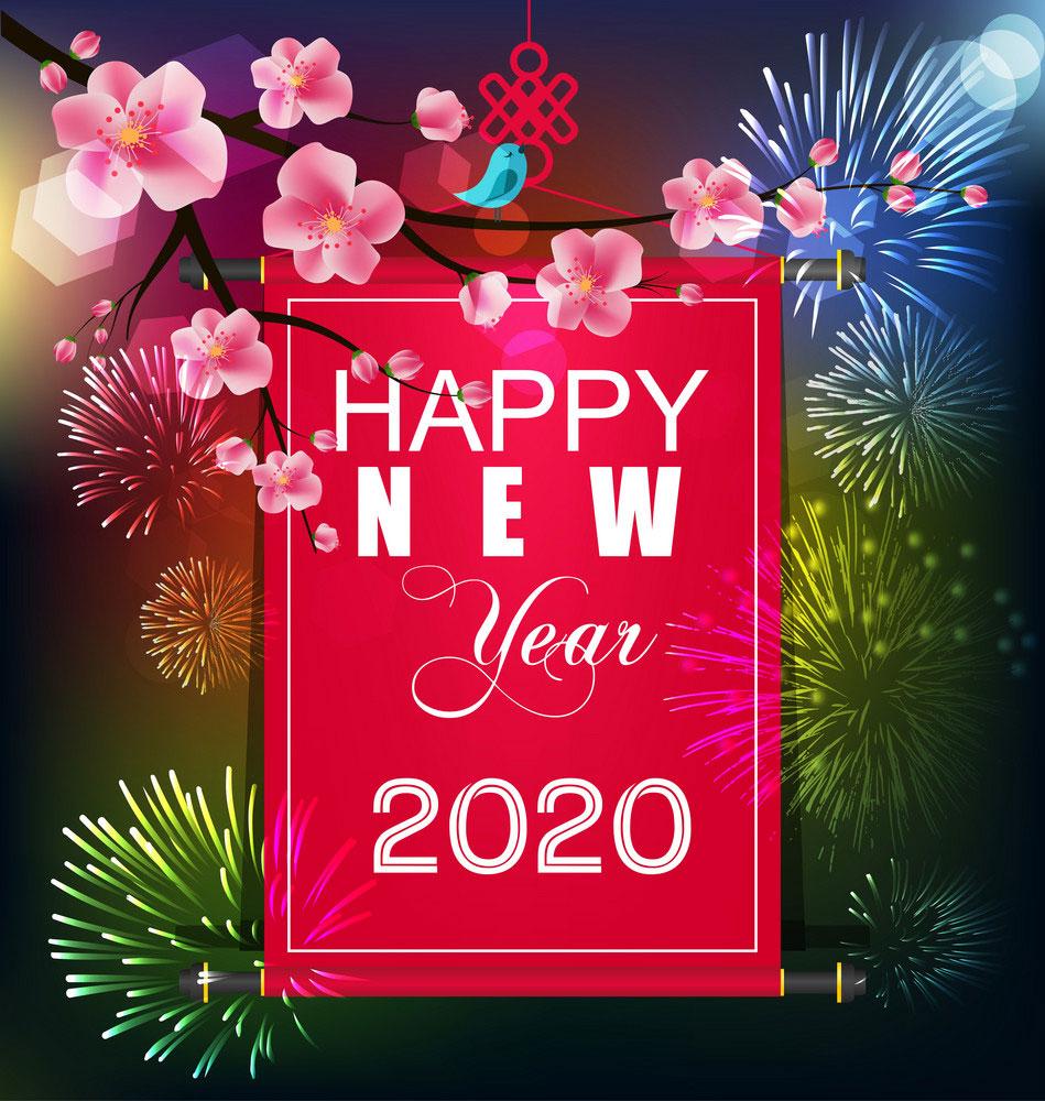 thiệp chúc mừng năm mới của nhật bản